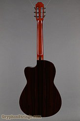 2015 Cervantes Guitar Crossover II Signature, Spruce/Cocobolo, Millenia Fingerboard Image 5