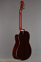 2015 Cervantes Guitar Crossover II Signature, Spruce/Cocobolo, Millenia Fingerboard Image 6