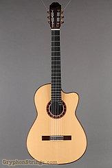 2015 Cervantes Guitar Crossover II Signature, Spruce/Cocobolo, Millenia Fingerboard Image 9