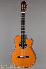 2014 Cervantes Guitar Crossover II Signature, Red Cedar/Cocobolo Image 1