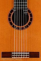 2014 Cervantes Guitar Crossover II Signature, Red Cedar/Cocobolo Image 11