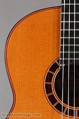 2014 Cervantes Guitar Crossover II Signature, Red Cedar/Cocobolo Image 12