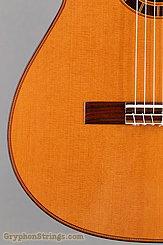 2014 Cervantes Guitar Crossover II Signature, Red Cedar/Cocobolo Image 14
