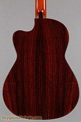 2014 Cervantes Guitar Crossover II Signature, Red Cedar/Cocobolo Image 16