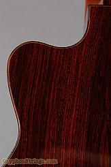 2014 Cervantes Guitar Crossover II Signature, Red Cedar/Cocobolo Image 17