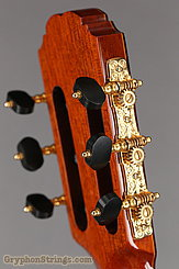 2014 Cervantes Guitar Crossover II Signature, Red Cedar/Cocobolo Image 24