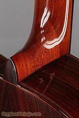 2014 Cervantes Guitar Crossover II Signature, Red Cedar/Cocobolo Image 27