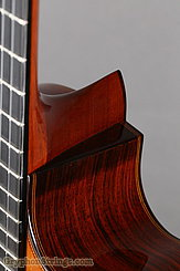 2014 Cervantes Guitar Crossover II Signature, Red Cedar/Cocobolo Image 28
