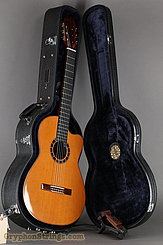 2014 Cervantes Guitar Crossover II Signature, Red Cedar/Cocobolo Image 32