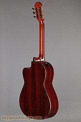 2014 Cervantes Guitar Crossover II Signature, Red Cedar/Cocobolo Image 4
