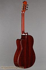 2014 Cervantes Guitar Crossover II Signature, Red Cedar/Cocobolo Image 6