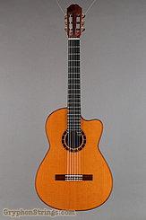 2014 Cervantes Guitar Crossover II Signature, Red Cedar/Cocobolo Image 9