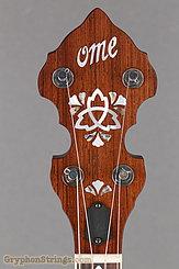 "Ome Banjo Trilogy  12""Open Back 19-Fret Tenor NEW Image 17"