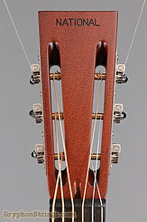 National Reso-Phonic Guitar NRP, 12 fret, Green edgeburst NEW Image 19