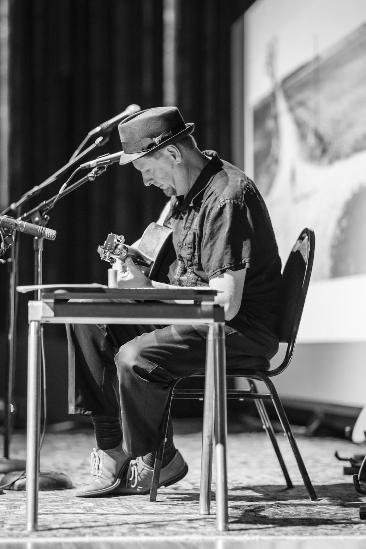 5/12/2018 - Pete Madsen - Bottleneck Slide Guitar in Open Tunings