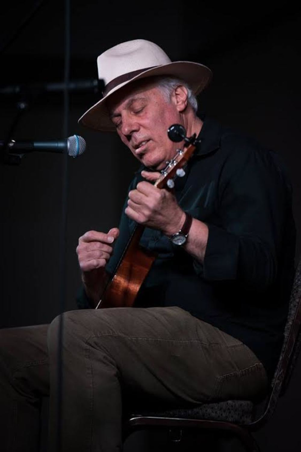 7/28/2018 - Fred Sokolow - Guitar and Uke workshop: Understanding Chord Progressions