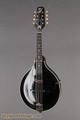 1924 Gibson Mandolin A-1 Snakehead Black Top Image 1