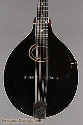 1924 Gibson Mandolin A-1 Snakehead Black Top Image 10