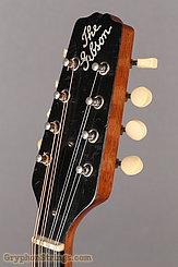 1924 Gibson Mandolin A-1 Snakehead Black Top Image 14