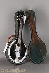 1924 Gibson Mandolin A-1 Snakehead Black Top Image 20