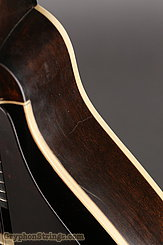 1924 Gibson Mandolin A-1 Snakehead Black Top Image 22