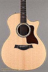 2016 Taylor Guitar 814ce Image 10