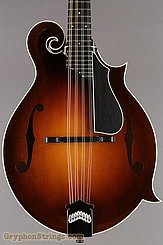 Collings Mandolin MF, gloss top, ivoroid binding, bound pickguard NEW Image 10