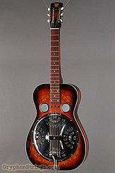 1976 Dobro Guitar Model 66 (carved pattern top ...