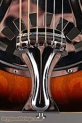 1976 Dobro Guitar Model 66 (carved pattern top & back) Image 11