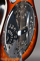 1976 Dobro Guitar Model 66 (carved pattern top & back) Image 16