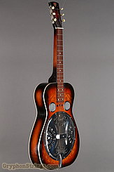 1976 Dobro Guitar Model 66 (carved pattern top & back) Image 2