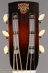 1976 Dobro Guitar Model 66 (carved pattern top & back) Image 22