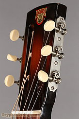 1976 Dobro Guitar Model 66 (carved pattern top & back) Image 23