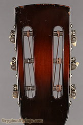 1976 Dobro Guitar Model 66 (carved pattern top & back) Image 24