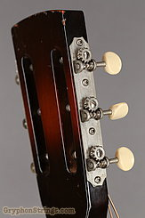 1976 Dobro Guitar Model 66 (carved pattern top & back) Image 25