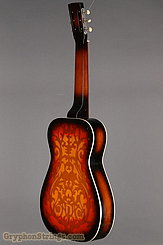 1976 Dobro Guitar Model 66 (carved pattern top & back) Image 4