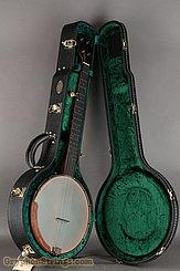 """Ome Banjo Tupelo, Mahogany neck, 12"""" Shell 5 String NEW Image 23"""