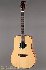 Backporch Guitar Dreadnought, flamed Mahogany, DTHES NEW
