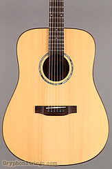 Backporch Guitar Dreadnought, flamed Mahogany, DTHES NEW Image 10
