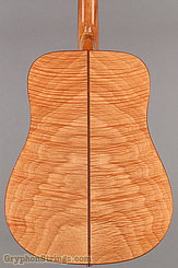 Backporch Guitar Dreadnought, flamed Mahogany, DTHES NEW Image 12