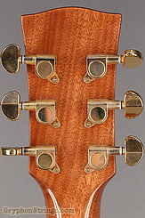 Backporch Guitar Dreadnought, flamed Mahogany, DTHES NEW Image 15