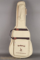 Backporch Guitar Dreadnought, flamed Mahogany, DTHES NEW Image 16