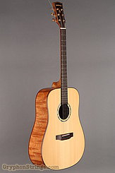 Backporch Guitar Dreadnought, flamed Mahogany, DTHES NEW Image 2