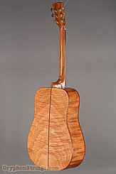 Backporch Guitar Dreadnought, flamed Mahogany, DTHES NEW Image 4