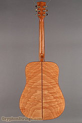 Backporch Guitar Dreadnought, flamed Mahogany, DTHES NEW Image 5