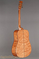 Backporch Guitar Dreadnought, flamed Mahogany, DTHES NEW Image 6