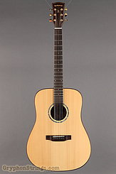 Backporch Guitar Dreadnought, flamed Mahogany, DTHES NEW Image 9