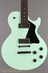 Collings Guitar 290, Seafoam Green, Lollar Gold Foil Pickups NEW Image 10