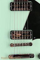 Collings Guitar 290, Seafoam Green, Lollar Gold Foil Pickups NEW Image 11