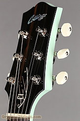 Collings Guitar 290, Seafoam Green, Lollar Gold Foil Pickups NEW Image 14